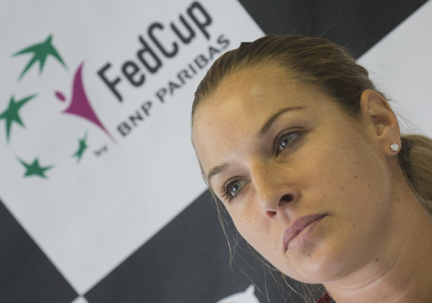 Dominika Cibulková sa vracia do tímu.
