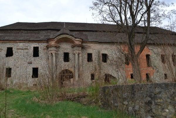 Kaštieľ v Ožďanoch kedysi patril k najkrajším na Gemeri.
