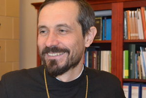 Milan Lach. Pomocný gréckokatolícky biskup.