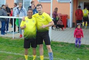 Dvojica Herák-Makara strelila Lúke osem gólov.