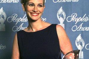 Julia Roberts v roku 1998