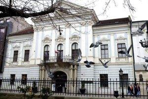 Východoslovenská galéria.