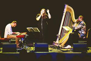 Na turné ide speváčka v komornej zostave s Danielom Špinerom a Michalom Matejčíkom.