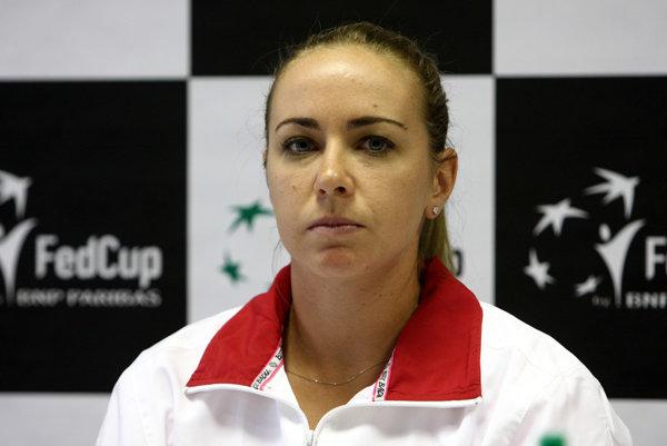 Kristína Kučová.