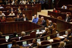 V Knessete sú aj ženy, nedostali sa tam však na kandidátkach náboženských strán.
