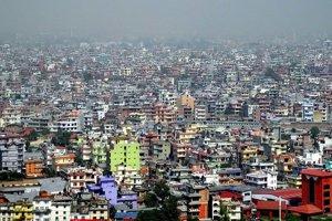 Hlavné mesto Káthmandu.