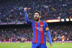 Lionel Messi sa prezentoval dvoma gólmi.