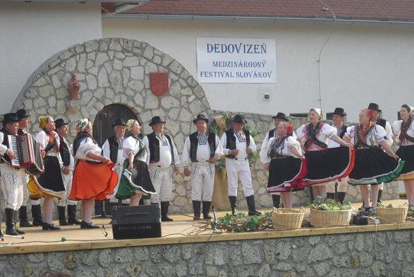 Dlhoročná tradícia. Festival zahraničných Slovákov sa koná 12 rokov.
