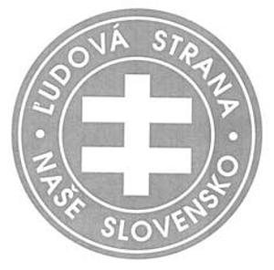 Logo ĽSNS, na ktoré strana má strana zapísanú ochrannú známku.
