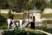 Na hornej Nitre navštevujú turisti hlavne Bojnice.