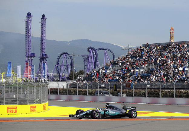 Britovi Lewisovi Hamiltonovi sa nedarilo.
