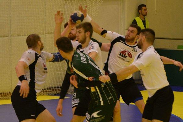 Topoľčany síce prehrali 0:3 na zápasy, ale najmä v ostatných dvoch zápasoch podali výkony na hranici svojich možnosti.
