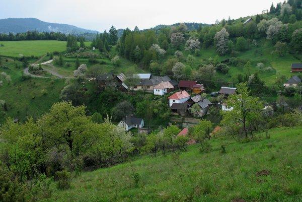 Jarný Lačnov.