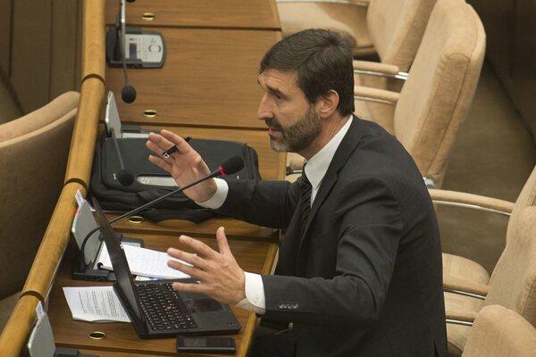 Juraj Blanár sa opost žilinského župana bude uchádzať už po štvrtý raz.