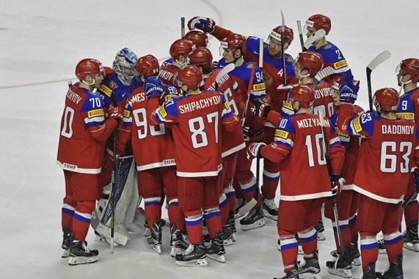 Rusko napokon vyhralo prvý zápas na šampionáte.
