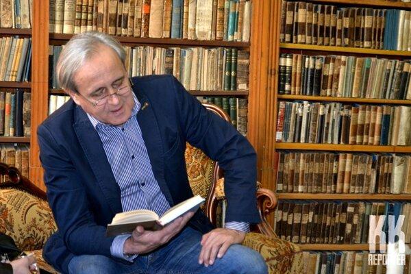 Vlani čítal Kežmarčanom aj Ján Greššo.