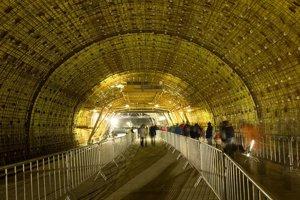 Tunel Blanka ešte stále nie je hotový.