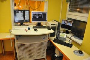 Od budúceho roka sa vyšetrenia rozšíria aj oangiografiu, teda zobrazovanie ciev. (FOTO: ÚVN)