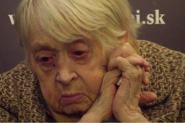 Viola Fischerová.