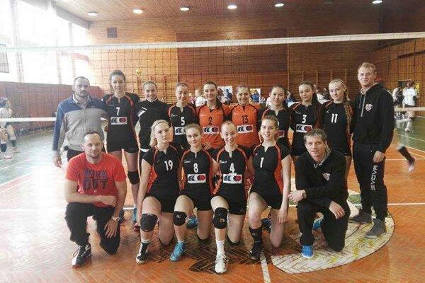 Zvolenské juniorky v Stropkove na majstrovstvách Slovenska
