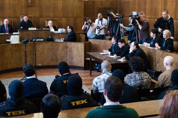 Slováka Jozefa Roháča odsúdil maďarský súd na doživotie.