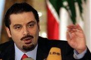 Bývalý libanonský premiér Saad Harírí.