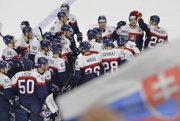 Hokejisti Slovenska budú hrať svoje zápasy v Kodani.