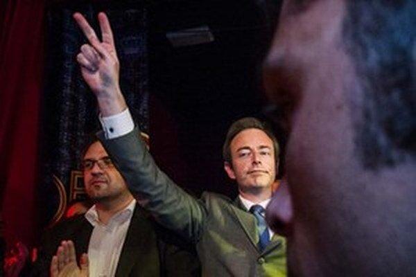 Predseda Novej flámskej aliancie Bart De Wever.