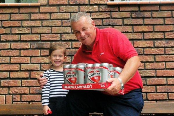 Už druhýkrát počas tejto jarnej časti si kartón piva odniesol Erich Schober.
