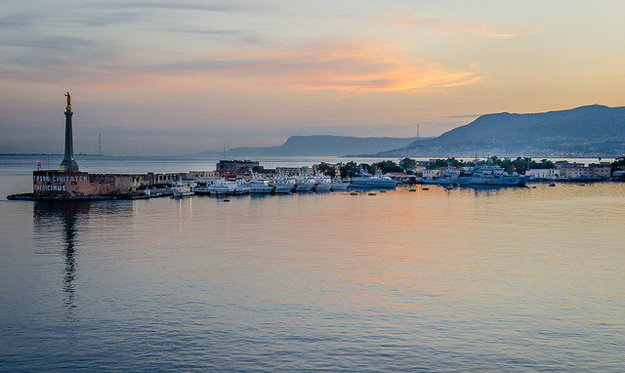 Messina, Taliansko.