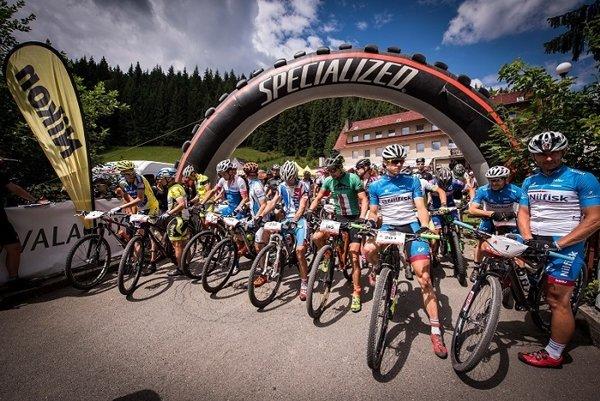 Hoci Jiří Ježek špecializuje na cestnú cyklistiku, na BIKE VALACHY sa zúčastní kôli ľuďom a pohodovej atmosfére.