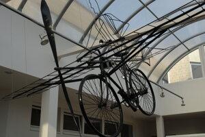 Výstava ponúka množstvo zaujímavých exponátov.