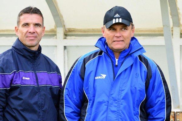 Oskar Lancz (vľavo) bol pred tromi rokmi spolupracovníkom Milana Mrlláka v realizačnom tíme, ktorý viedol Ondrej Takács.
