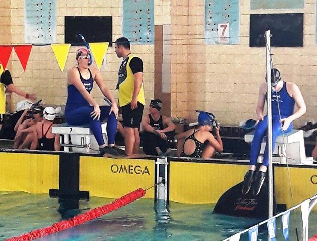 Šampionát sa konal v šalianskom bazéne Aquasport.