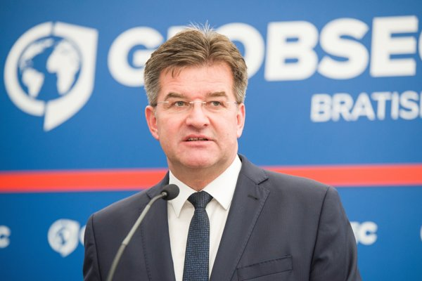 Minister Lajčák