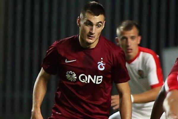 Matúš Bero strelil krásny gól.