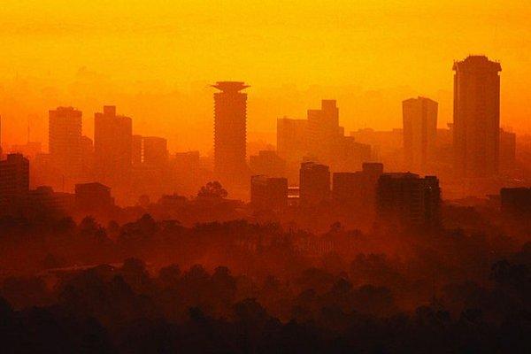 Nairobi.
