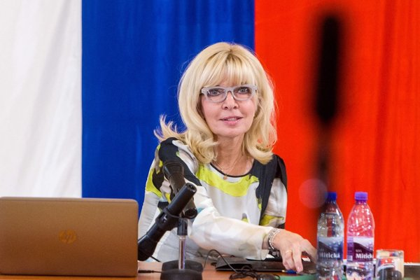 Zuzana Ťapáková.
