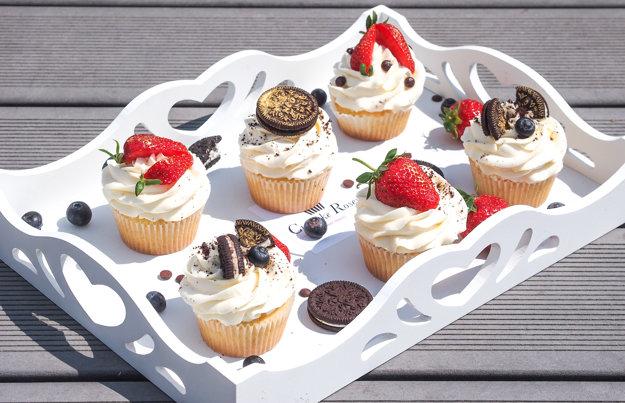 Sladké cupcaky si 1. júna budú môcť vyzdobiť aj deti
