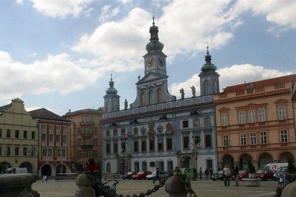 České Budějovice.