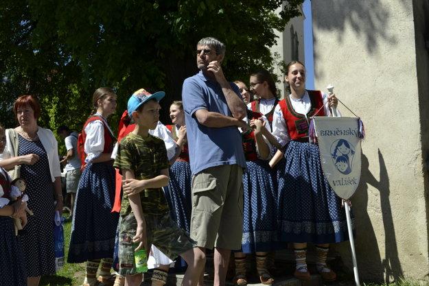 Dievčatá z Moravy sa nechali uniesť folklórom z Lotyšska.