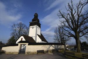 Kostol v Porube