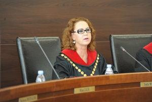 Ivetta Macejková je predsedníčka Ústavného súdu Slovenskej republiky.