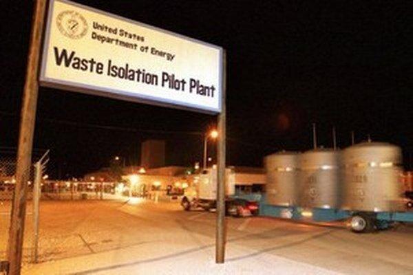 Waste Isolation Pilot Plant.