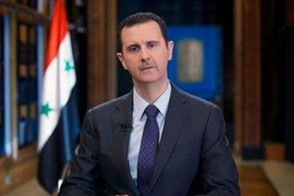Bašár Asad.