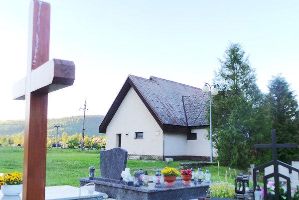 Dom smútku prejde rozsiahlou rekonštrukciou.