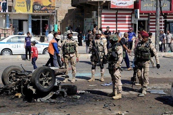 Krviprelievanie v Iraku sa nekončí.