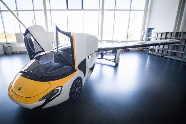 Ilustračné foto Aeromobil.