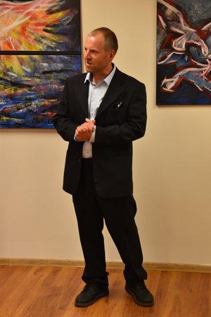 Autor Jozef Matuška.