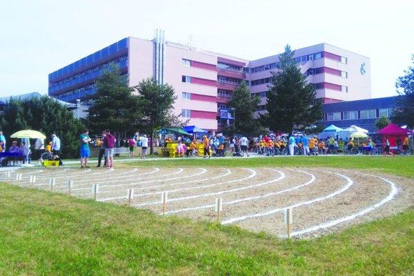 Dnes sa v Národnom rehabilitačnom centre začali športové hry.